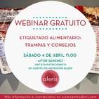 Webinar Etiquetado Alimentario: Trampas y consejos (Aitor Sánchez Centro Aleris)