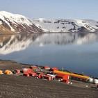Investigaciones científicas en la Antártida.Campaña 17-18 con V. Beneitez y A. Barbosa. Prog. 403 LFDLC