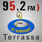 El Submarí. Entrevista Ares Riart La Vibria. 15-09-2017