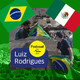 """""""Brasil, Luiz Rodrigues"""" Amigos Of All Over The World"""