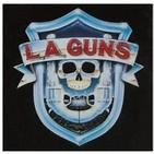 L.A. Guns ''L.A. GUNS'' DISCO 1 -1988 De Vinilo.