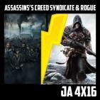 Jugadores Anónimos 4x16 Assassins Creed & Rogue