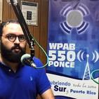 Freestyling sobre capitalismo gore con Luis Javier Cintrón Gutiérrez