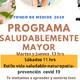 SALUDABLEMENTEMAYOR.cl TESTIMONIO ADULTO MAYOR PARTICIPANTE SEÑORA CELIA FREDES DE LA UCAM DE PUENTE ALTO