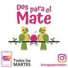 DOS PARA EL MATE | Ep.1 con Elisa Lagrange | Likes, followers y crecimiento en Instagram