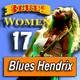 SELECCIÓN (Women) · by Blues Hendrix