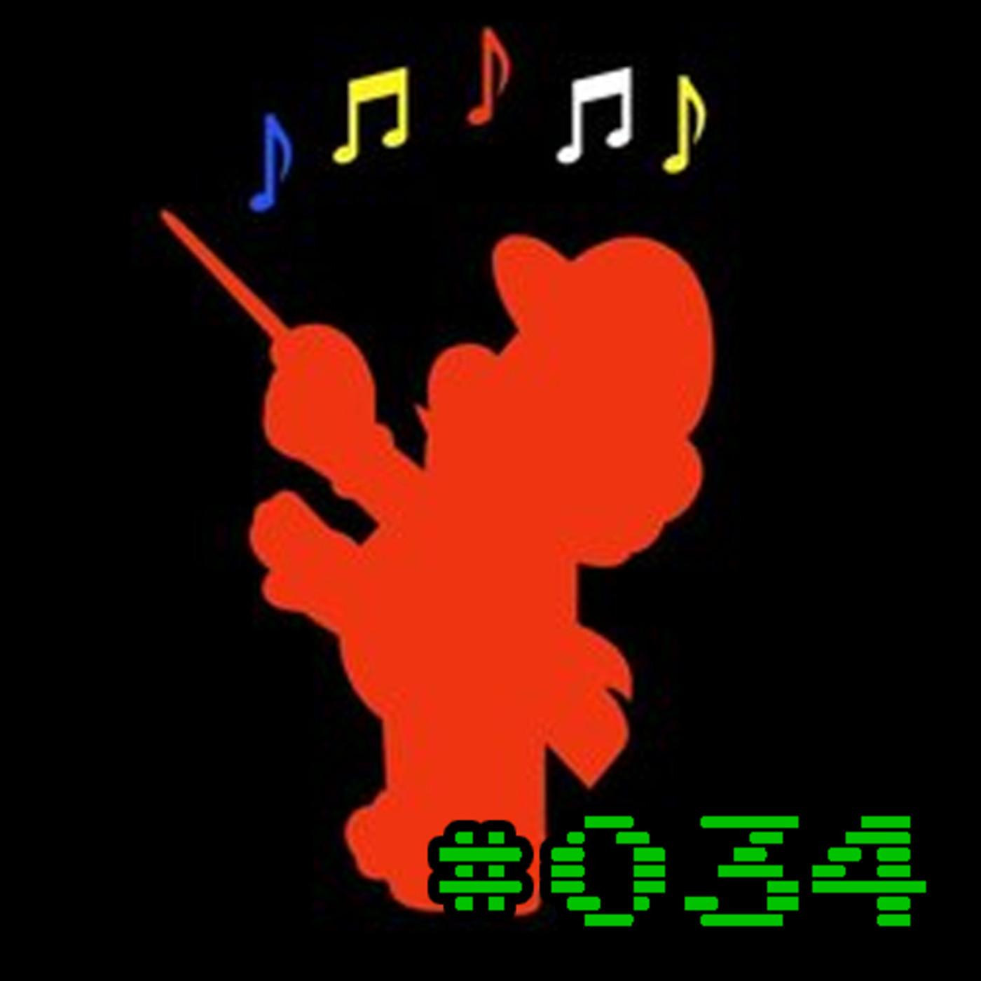 GM Podcast #034 - The Best Videogame Soundtracks @ RetroBCN 2019