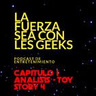 Análisis de Toy Story 4 - La fuerza sea con les Geeks