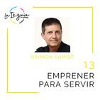 """#13 - Raimon Samsó: """"Tu misión es recordar quién eres y conectarte con quién eres"""""""