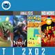 SOULMERS 2x02 Red Dead Redemption 2, DOOM Eternal, Los Increíbles 2, Pokémon Quest y más