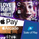 Review: Love, Death + Robots / Apple TV / State of Play - LC Magazine 229