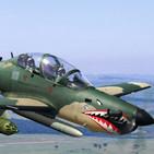PTMyA T2E7: Aviación en entornos de contrainsurgencia (COIN). Turbohélices 1960-2019