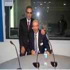 Cesar Costa 'Diplomado', con Nino Canún