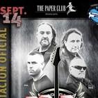 Activate viernes 140918 - ropa vieja concierto en the paper club