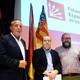 Declaraciones de Norberto Pico, Marcos Hermida y Alfredo Escrivá tras la presentación de FE de las JONS Alzira-Ribera