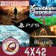 GR (4x42) Presentación PS5 y sus juegos| Desperados 3 | Xenoblade Chronicles Definitive Edition | TESO Greymoor y Blades