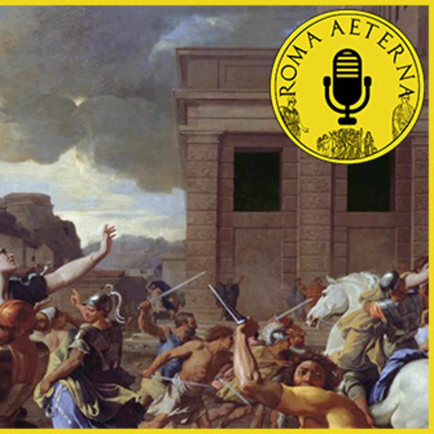 Programa 4 - Reyes de Roma I: Rómulo, padre de la patria.