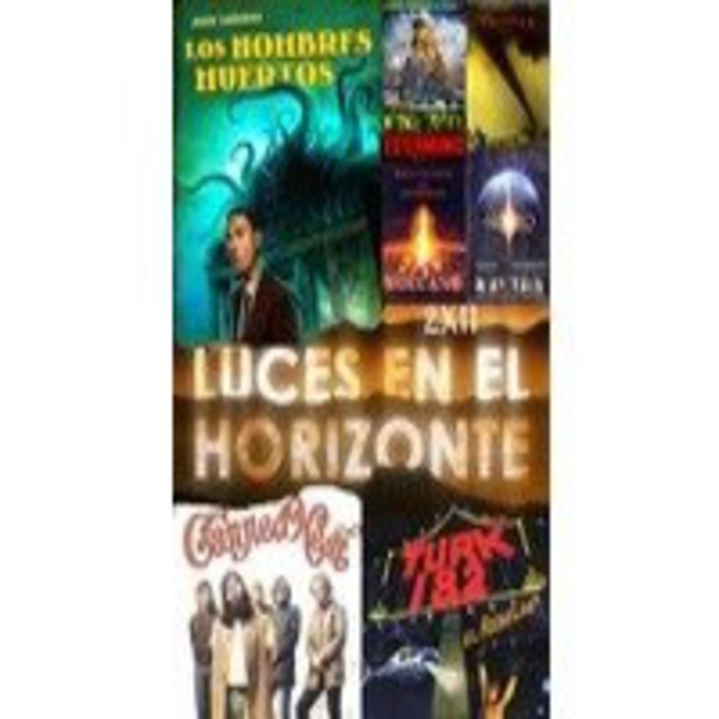 Luces en el Horizonte 2X11-Turk 182, Canned Heat, Jesús Cañadas y Los nombres muertos, Catástrofes: Exterminio, Twister