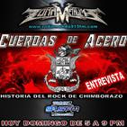 ZONA METALICA ENTREVISTA AL ORGANIZADOR DE MARDUK Y LA HISTORIA DEL ROCK CHIMBORACENSE 23-septiembre-2018