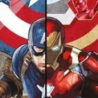 #032 - El 11S en Marvel: Capitán América ANARQUISTA y Iron Man FRÁGIL