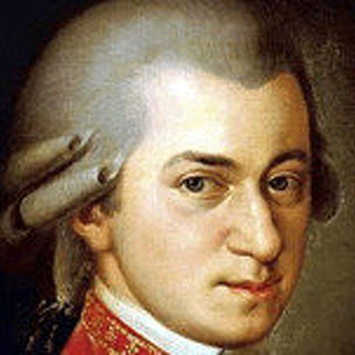 Personas con Historia 39: Mozart