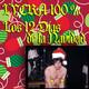 LYCRA 1005 Los 12 días de la navidad : JEEZUS FUCK, IT'S CHRISTMAS!!! (CARA A)