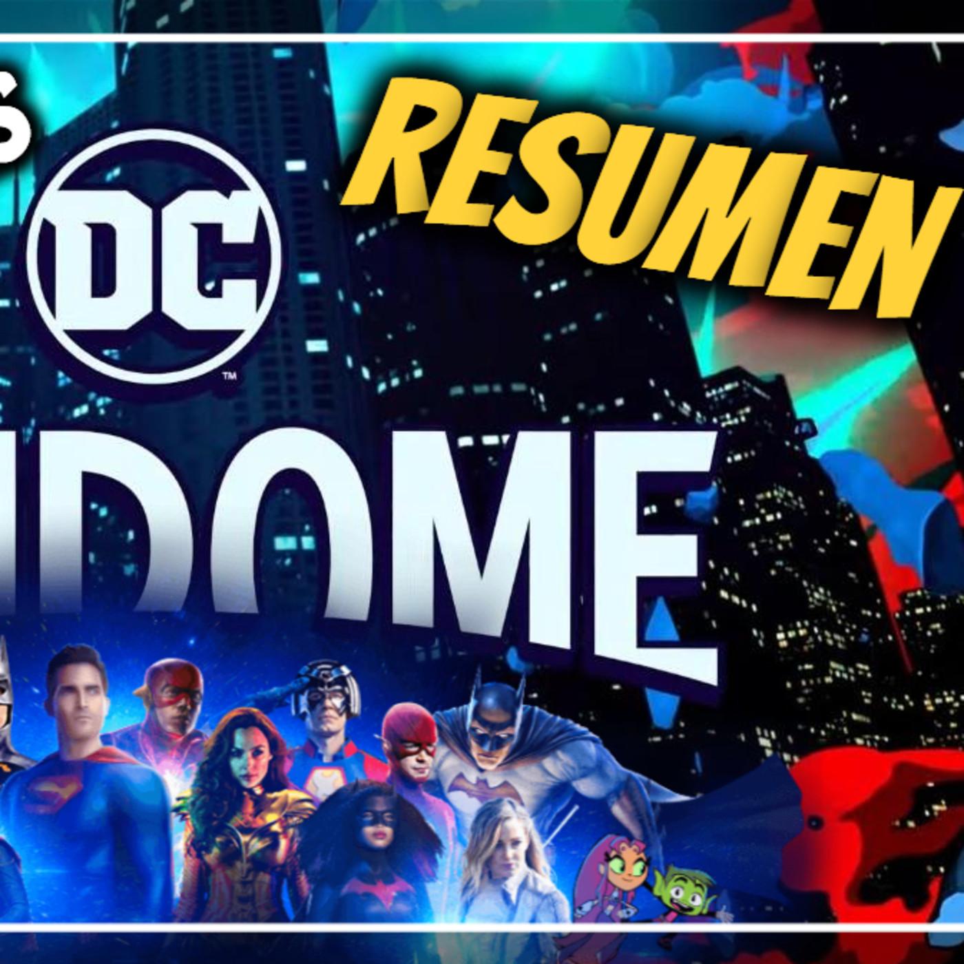 Resumen DC FANDOME – 💥 Todos los TRÁILERS y NOTICIAS💥 – Películas, series, videojuegos… – DEBATE