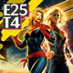 4x25 - Capitana Marvel
