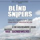 [crónica] BLIND SNIPERS + SACRED WOLVES + RAIS - Madrid - 02/11/2018