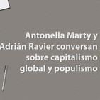 Antonella Marty y Adrián Ravier capitalismo global y populismo