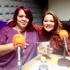 Ángela Carrasco en Oigo Voces con Edith Salazar. (24/12/2015)