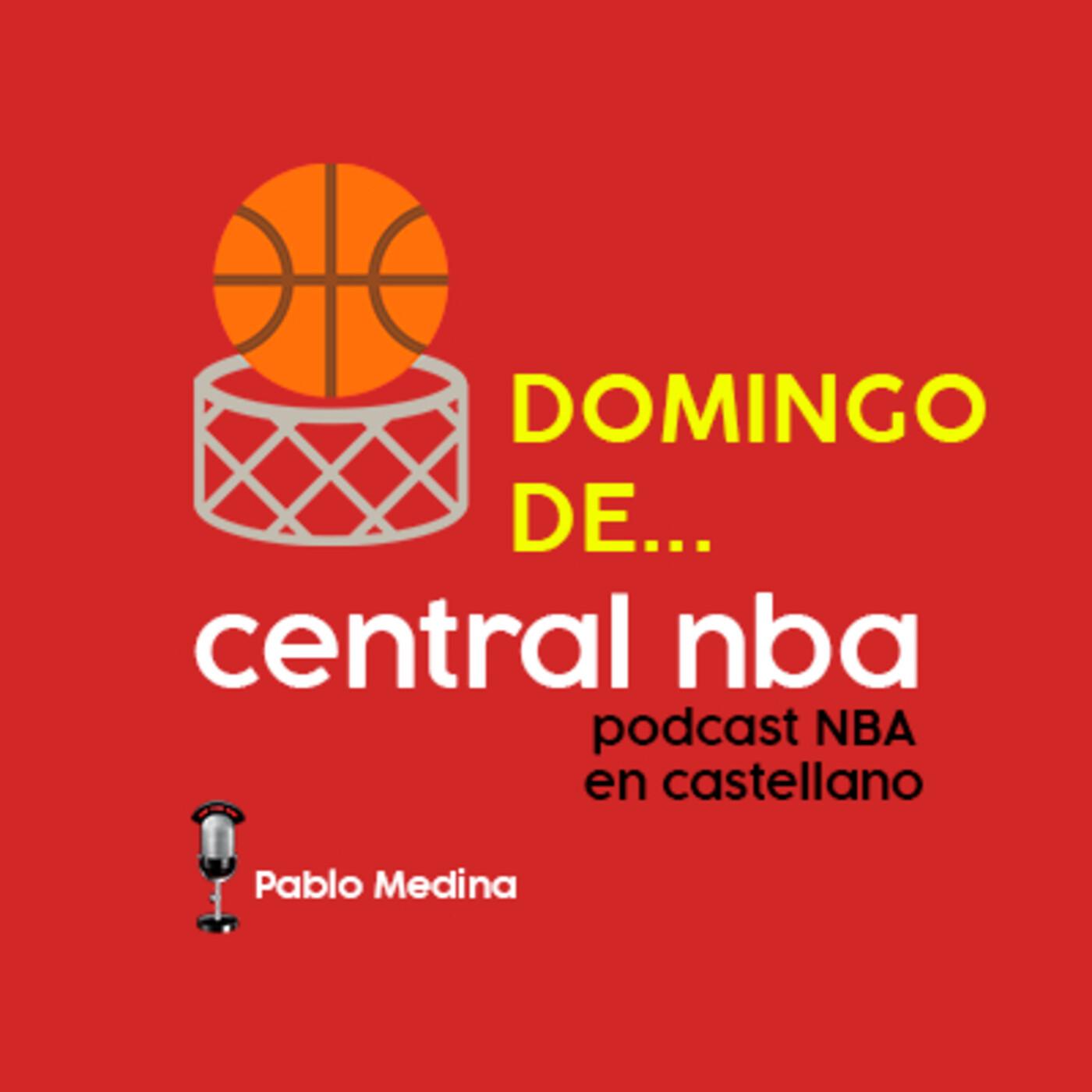 LEBRON, KAWHI, DECEPCIÓN DE LOS ROCKETS, GIANNIS Y SU INSTAGRAM y MUCHO MÁS - DOMINGO DE CENTRAL NBA #1 (13/09/2020)