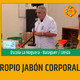 ELABORA TU PROPIO JABÓN CORPORAL - Escola la Noguera Balaguer - 9a Feria Alimentacion y Salud