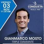 Mentoria Gianmarco Mosto en Trujillo