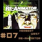 #7 Herbert West Reanimador, De la Oscuridad