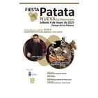 Así se va a celebrar la VI Fiesta de la Patata Nueva el sábado 4 de mayo