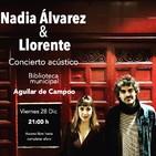 Entrevista a Llorente y Nadia Álvarez