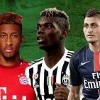 Lista #11 - 4 jovens revelações do futebol europeu
