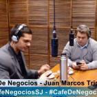 #CafeDeNegocios 117 con Gustavo Usín, diputado provincial  #CafeDeDiseño Magu Colque analiza el isotipo del bicentenario