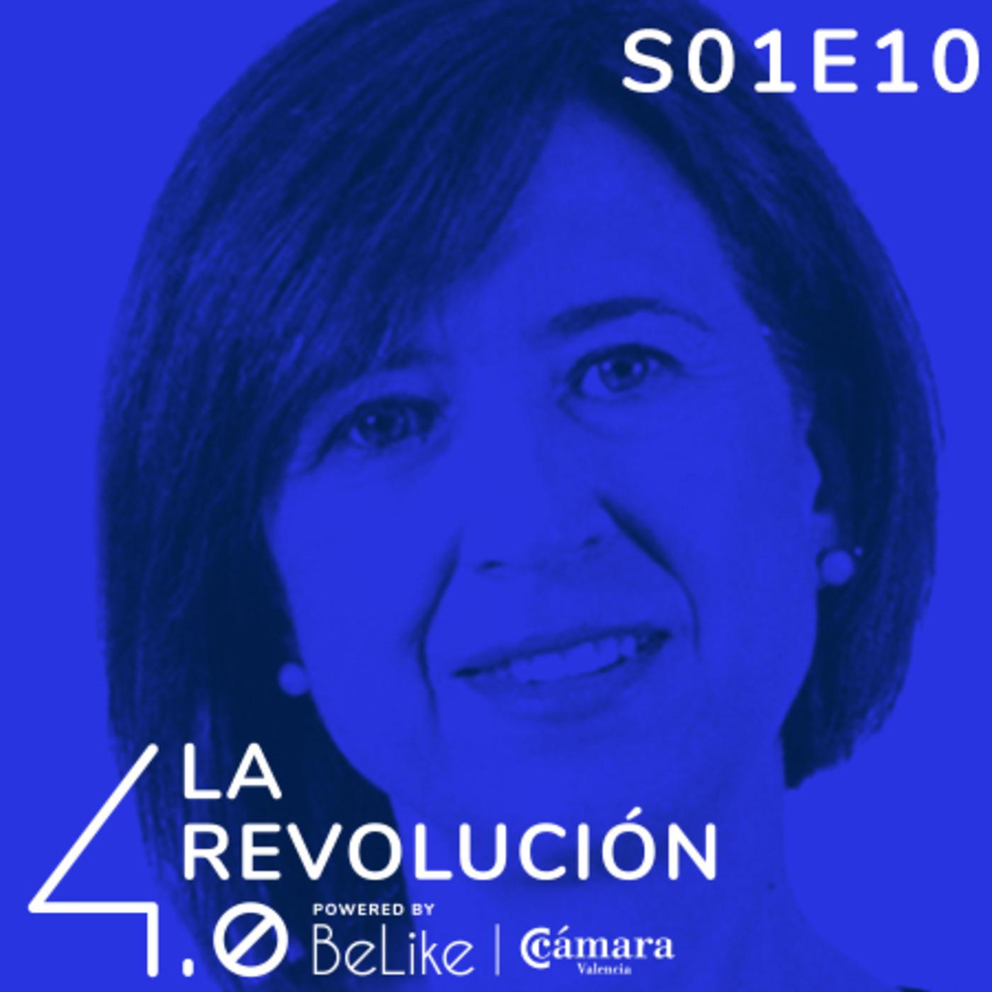 Episodio 10: 'La Ciberseguridad en la Transformación Digital: un binomio inseparable'. Con Carmen Serrano.