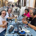 La Zarzuela visita la plaça de Quart plena de vaques i coques