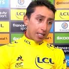 Tour de Francia 2019 | Etapa 19: Bernal nuevo líder y la etapa suspendida
