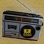 Neza la Ciudad del Coyote Hambriento y mi radio Sanyo M2495