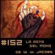 #152 LA PATA DEL MONO de W. W. Jacobs