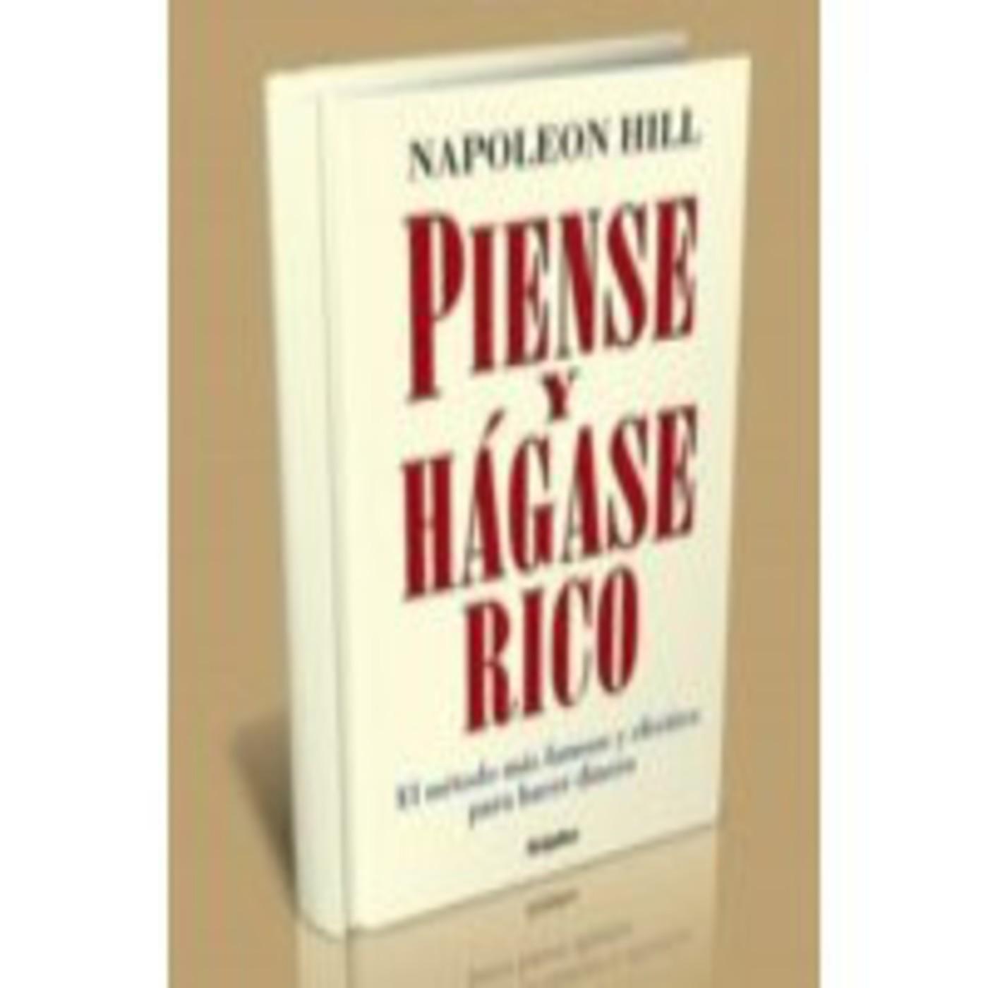 Piense y Hágase Rico por Napoleón Hill