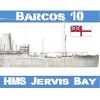 B-10#39 HMS Jervis Bay Más allá del Valor - La defensa del Convoy HX84