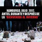 charla: Hamburgo, julio 2017. Antes, durante y después de la