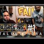 El podcast de los balagardones # 1 metal en sonora