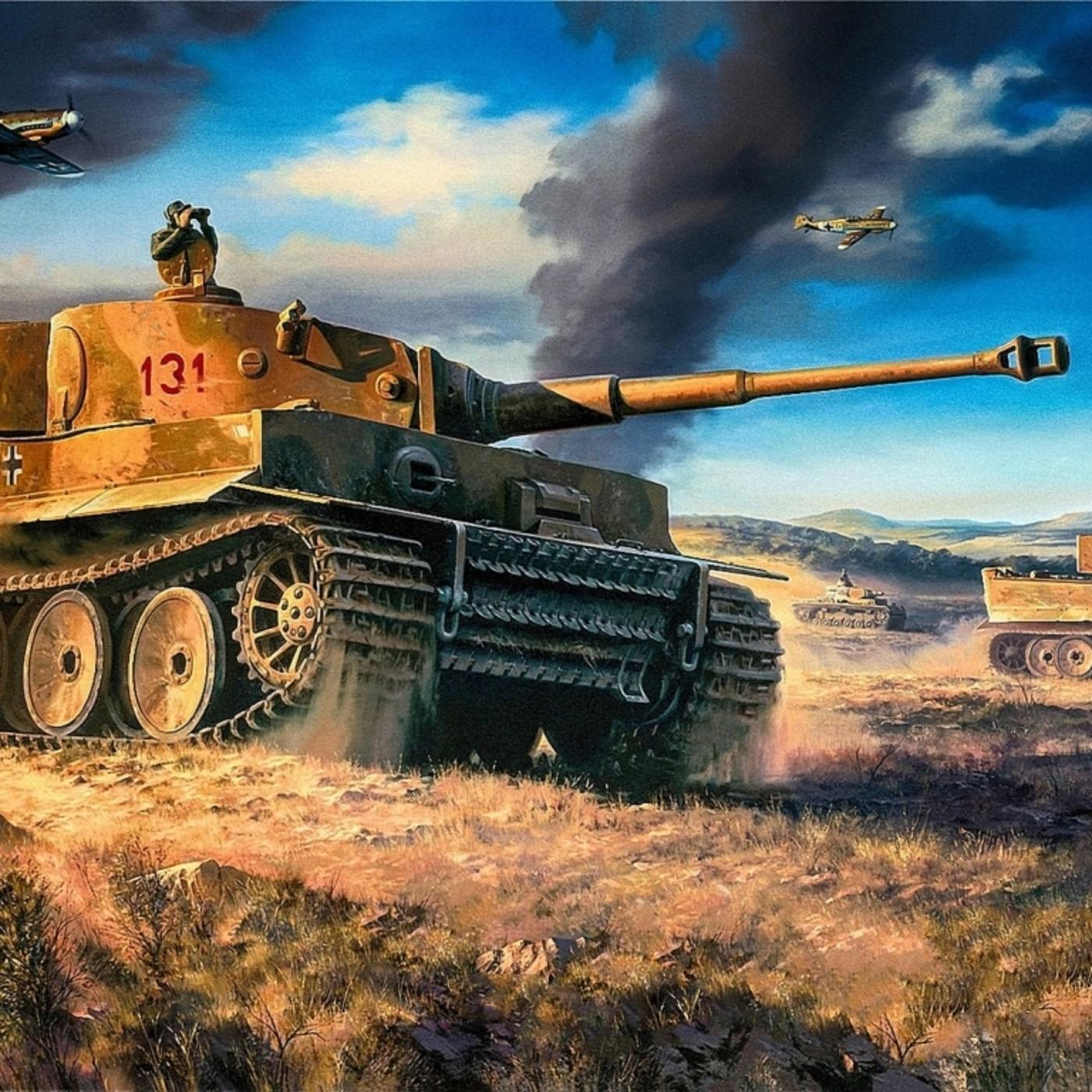 07x02HDLG - Tigres en el campo de batalla