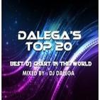 Dj Dalega - Dalega's Top 20 / 2 - 8 Febrero